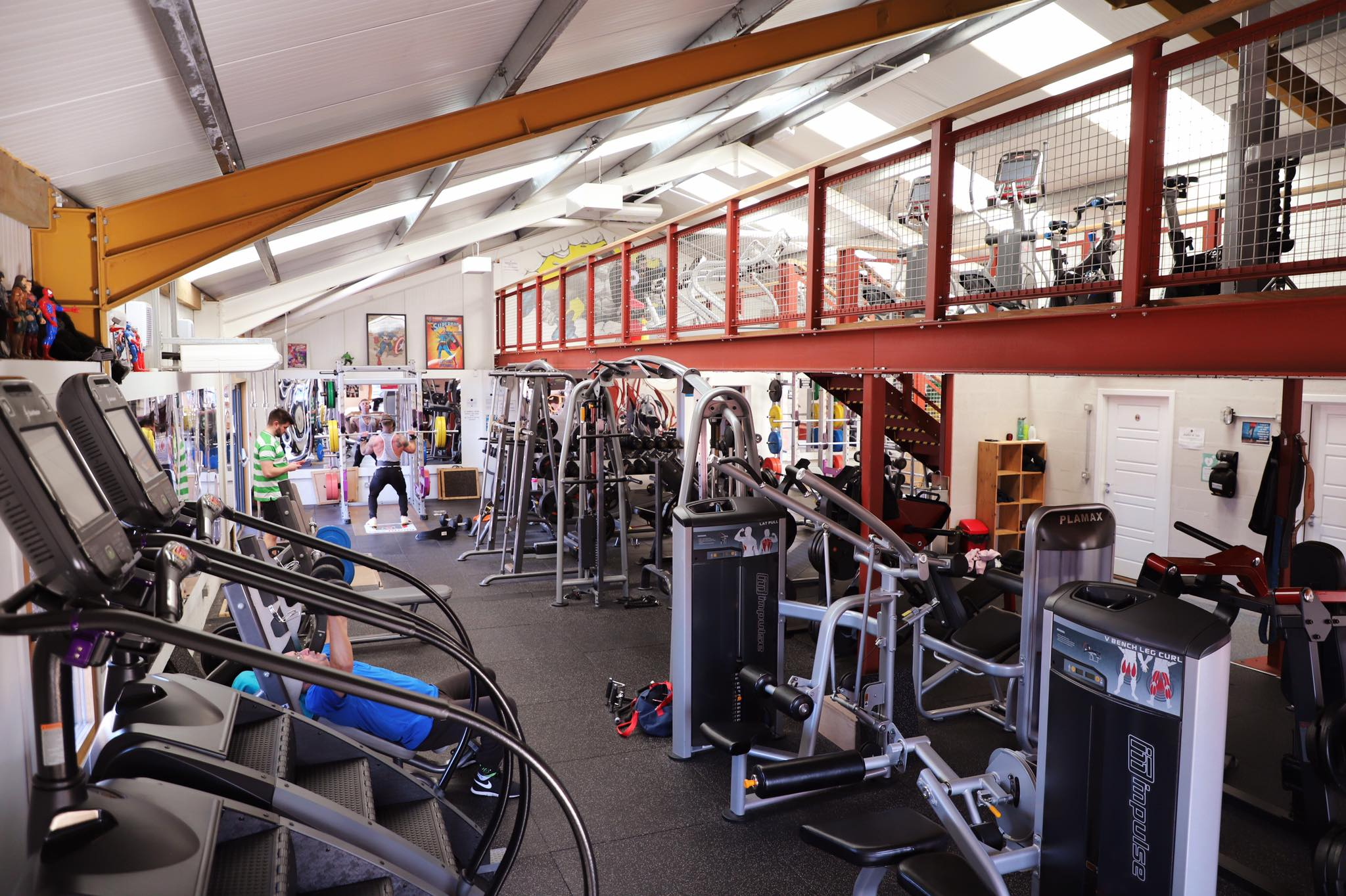 Silverback Gym Tain Highlands